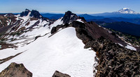 Goat Rocks - Old Snowy Mountain, July 31 - Aug 2