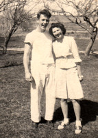 1946 circa Mom and Dad 2