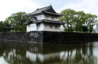 Watchtower in East Garden of Imperial Palace