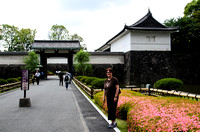 Entry to East Garden of Imperial Palace